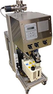 ターボ分子ポンプ排気装置 HUVSシリーズ